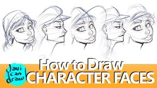 HOW TO DRAW HATS
