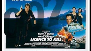 James Bond 007 - Lizenz zum Töten - Trailer Deutsch HD
