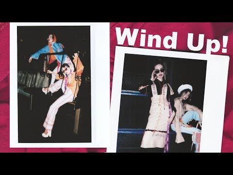 """""""Wind Up"""" For Rogue Magazine"""