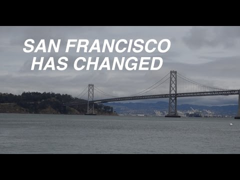 San Francisco Has Changed | #JonEatsMurica