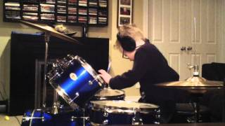 jaxon smith rage against the machine 6 yr old self taught drummer shatters stick