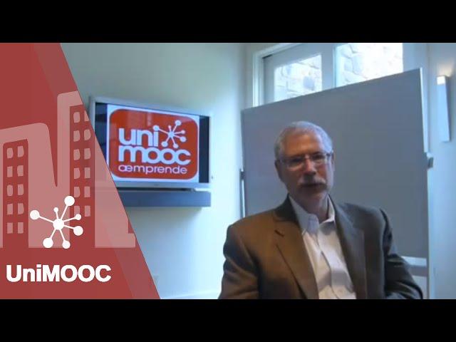 Steve Blank. Lean Canvas para UniMOOC.