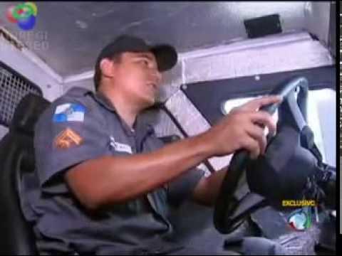 Jornal da Record Vinícius Dônola na guerra contra o crime no Rio.wmv