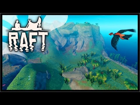 How To Make A Raft Survival Island