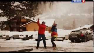 Большой тест драйв на России 2  3 сезон Горные курорты