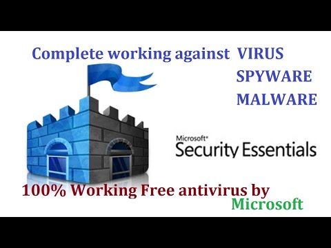 How To Working Microsoft Security Essential & Defender On PC In Hindi