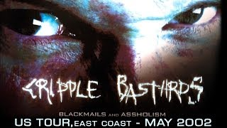 Cripple Bastards - US tour, East Coast, May 2002 (from the