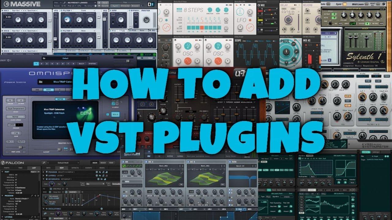 Download vst plugins for mixcraft.