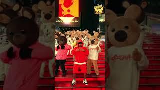Ozuna - Baile Oficial de #LAFUNKA #SHORTS