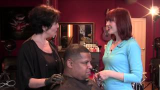 Hair Tattoo Tutorial: Cure Baldness and Stop Hair Loss