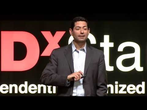 What Borders Tell Us About The World: Mariano-Florentino Cuéllar at TEDxStanford