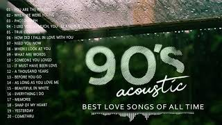Greatest Hits English Acoustic Love Songs Collection - Ballad Guitar Acoustic Cover Of Popular Songs видео