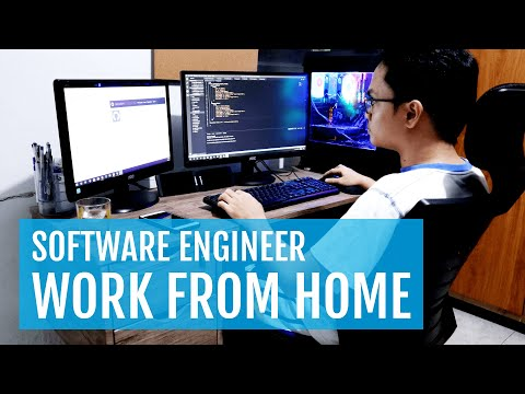 A Day In Life Of A Home-based Software Engineer (Philippines)