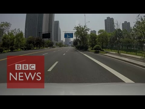 Inside Hangzhou as the Chinese city prepares to host G20 summit  - BBC News