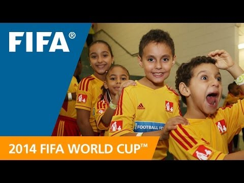 FIFA's Youth Programme making dreams come true