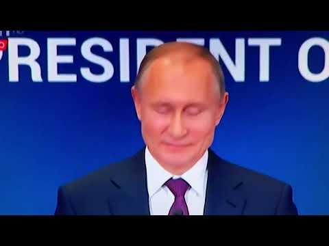 Vladimir Putin otkacio Vucica
