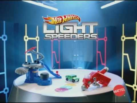 Hot Wheels Light Speeders available at Toy Kingdom