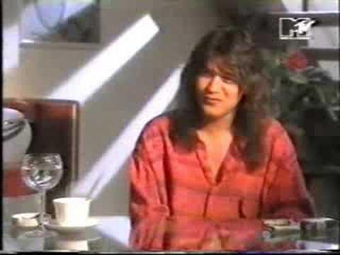 Edward Van Halen  interview 1991
