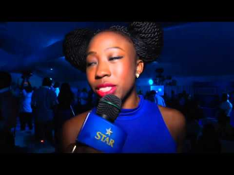 WATCH 2FACE, TIWA SAVAGE, BEZ, DJ XCLUSIVE, OC UKEJE, OTHERS PARTY AT THE ROCK STAR LAUNCH!
