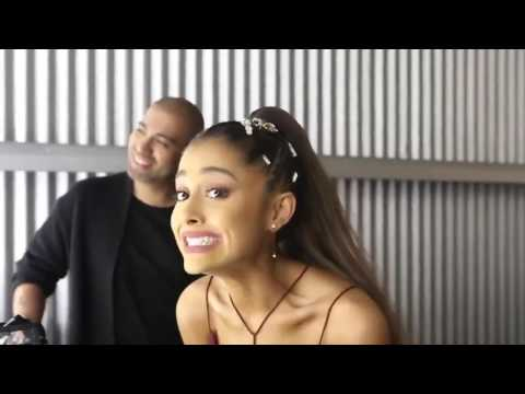 Ariana Grande -  Cosmopolitan Cover Photoshoot (Behind The Scenes) Mp3