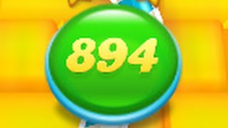Candy Crush Soda Saga Level 894 NO BOOSTERS