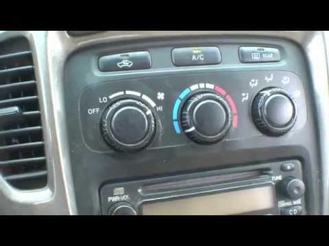 Toyota Highlander A/C blows hot air - Temporary Repair Tip - YouTube
