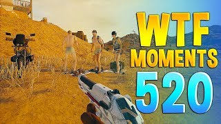 PUBG Daily Funny WTF Moments Highlights Ep 520