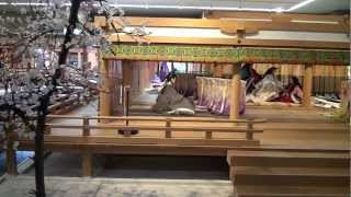 Kyoto 京都、風俗博物館~平安時代の歴史に見る日本の変遷~