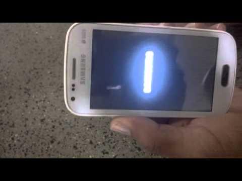 Como formatar Samsung galaxy s duos gt-s7562l