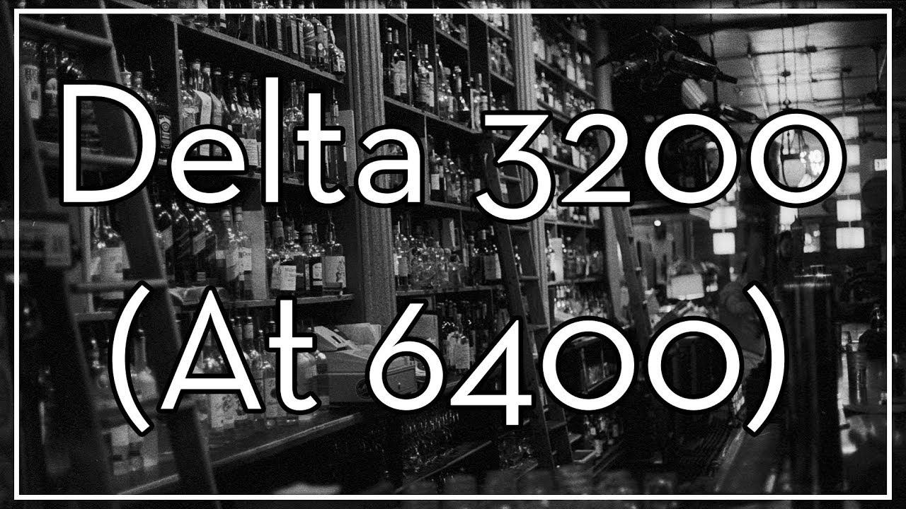 Ilford Delta 100 B - video dailymotion