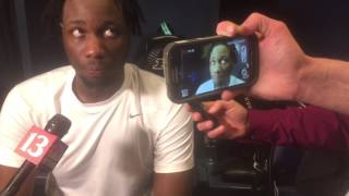 Caleb Swanigan Postgame Interview NCAA Tournament