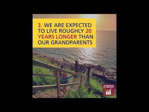 #SDG8 Decent Work And Economic Growth | Deutsche Post DHL Group