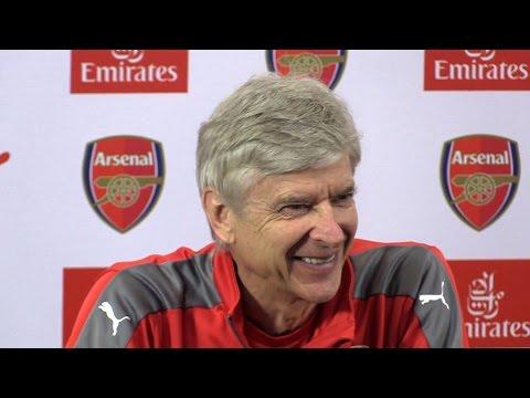 Arsene Wenger Full Pre-match Press Conference – Middlesbrough v Arsenal