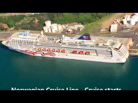 Hawaii cruise 2017
