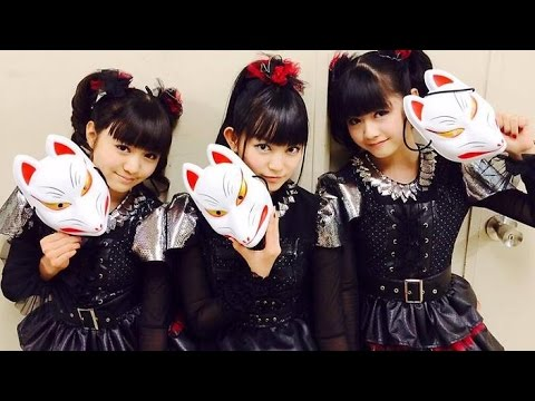 【 Babymetal 】Japanese pop-metal trio sign with earMusic for self-titled record
