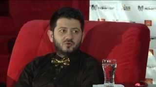 Михаил Галустян представил в Краснодаре новый фильм со своим участием