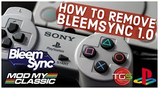 Uninstall Bleemsync 1.0 - Go back to stock PS Classic (Remove payload files)