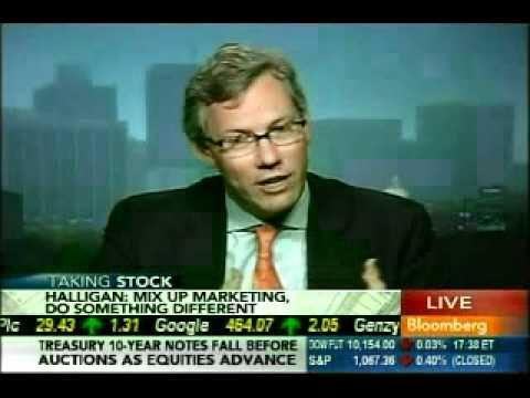 Brian Halligan on Bloomberg