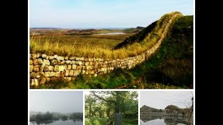 Hiking Hadrian's wall