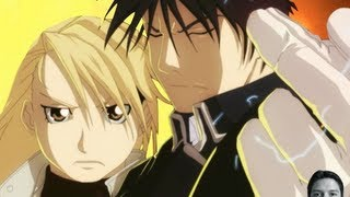 Series Review: Fullmetal Alchemist Brotherhood--- Our Father Who art in a Bottle!!!