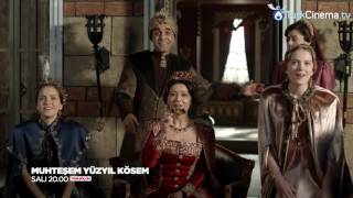 Кёсем Султан 41 серия 11 анонс 2 на русском языке озвучка