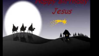 happy birthday jesus, i