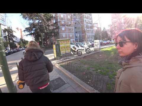 Walk Around Madrid Part 1 of 2 — Chueca & Ópera [Binaural ASMR]