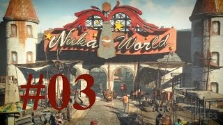 Fallout 4 Nuka World #3 ► Хабологи и Галактика ► Макс настройки