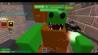 roblox zombie attack #1