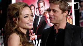 СМИ узнали о тайных встречах Брэда Питта и Анджелины Джоли