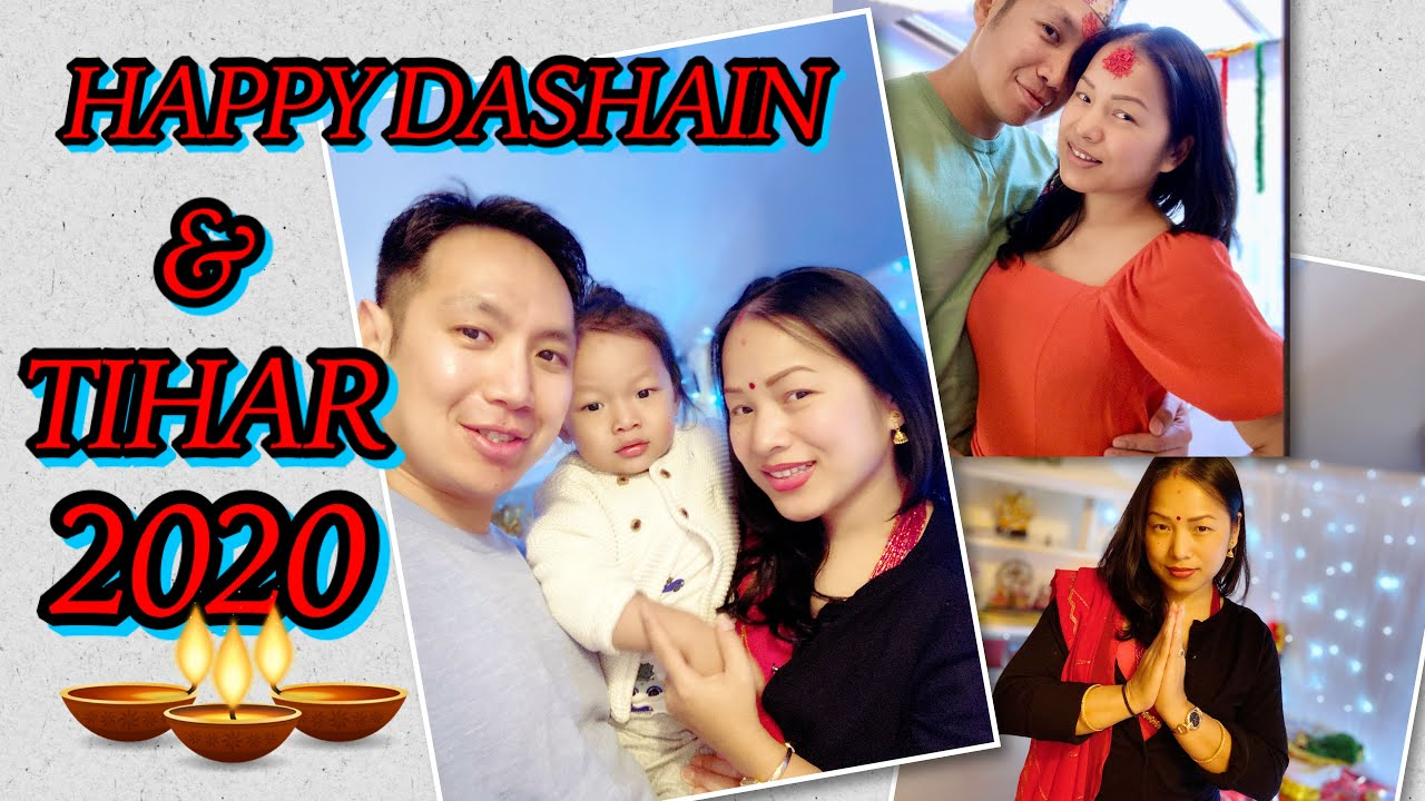 UK DASHAIN & TIHAR 2020 VLOG | RAYNU