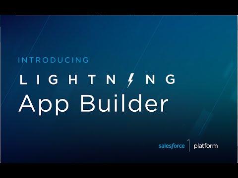 Lightning Intro Screencasts: Lightning App Builder