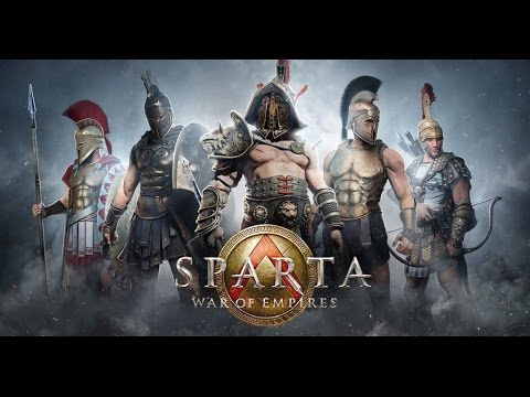 Sparta: War of Empires - Official Cinematic Trailer