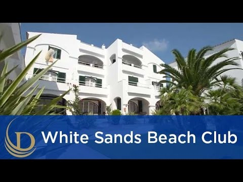 White Sands Beach Club Menorca Spain